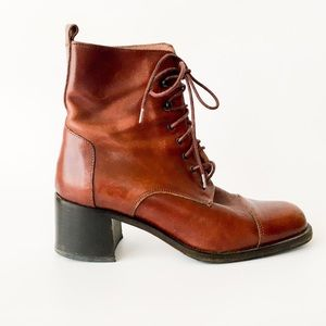 Joan & David Leather Boots